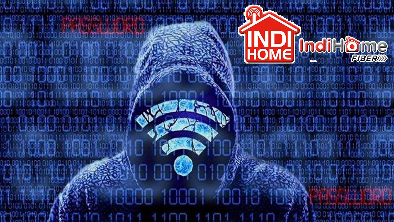 Mengganti password modem indihome