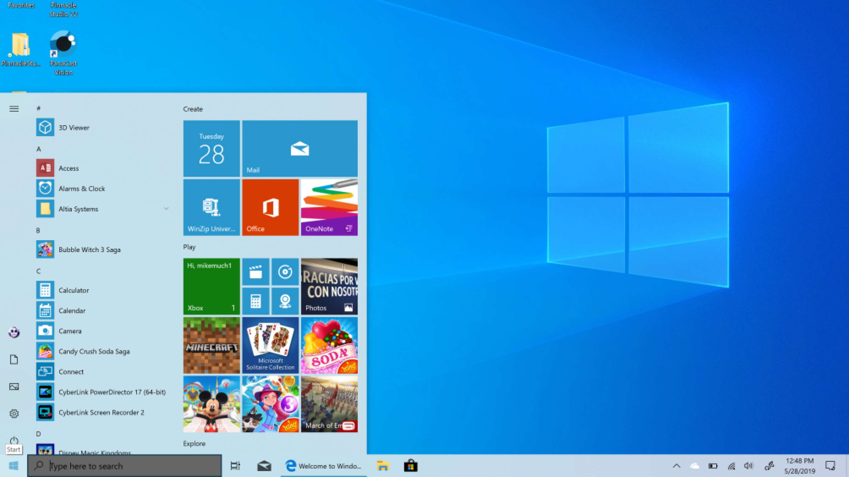 Cara Cek Windows 10