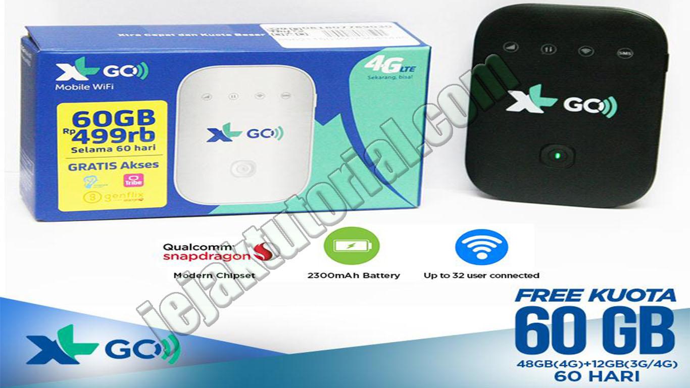modem mifi XL Go