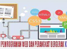 materi lengkap pemrograman web dan perangkat bergerak SMK