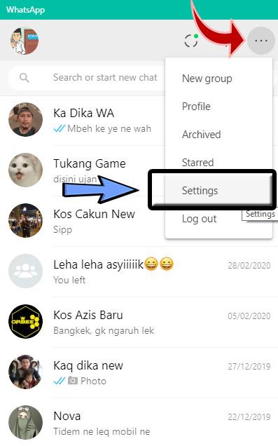 tanda gerigi pada whatsapp