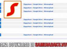 Cara Download dan streaming di samehadaku
