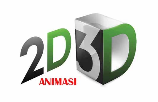 belajar dan materi animasi 2d dan 3d